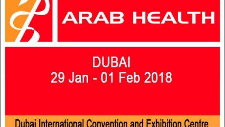 arab health congress 2018