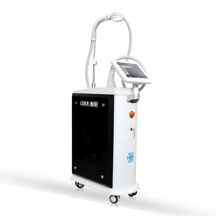 Coolase fiber coupled diode laser laser hair removal