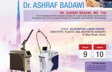 laser training by dr ashraf badawi