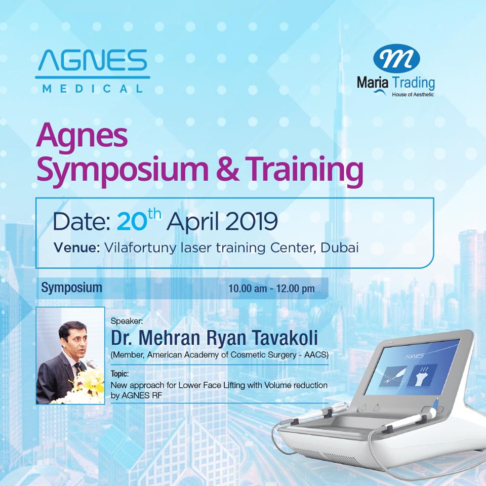 Agnes Symposium Amp Training Agnes Aesthetic Machine