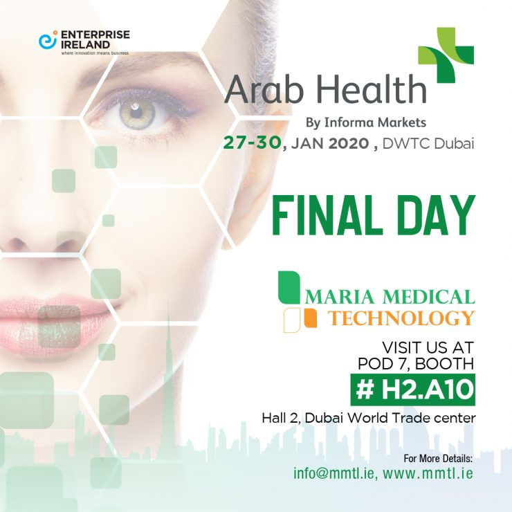 Arab Health Final Day