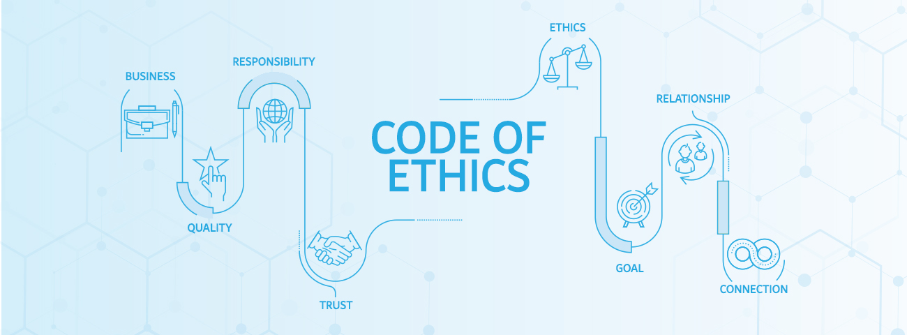 Code Of Ethics | Maria Trading | Dermatology Equipment in uae | Dermatology Equipments in dubai