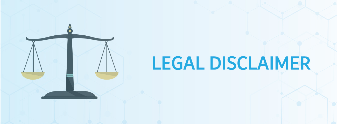 Legal Disclaimer | Dermatology Equipment in uae | Maria Trading