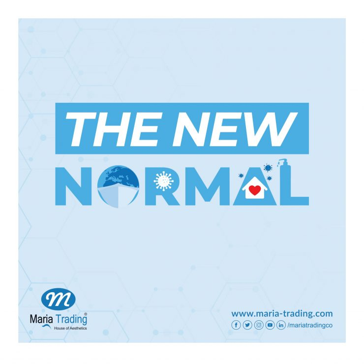 THENEWNORMAL | Maria Trading | Dermatology Equipment in uae | Dermatology Equipment in Dubai |Covid 19